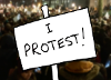 Protest Warning